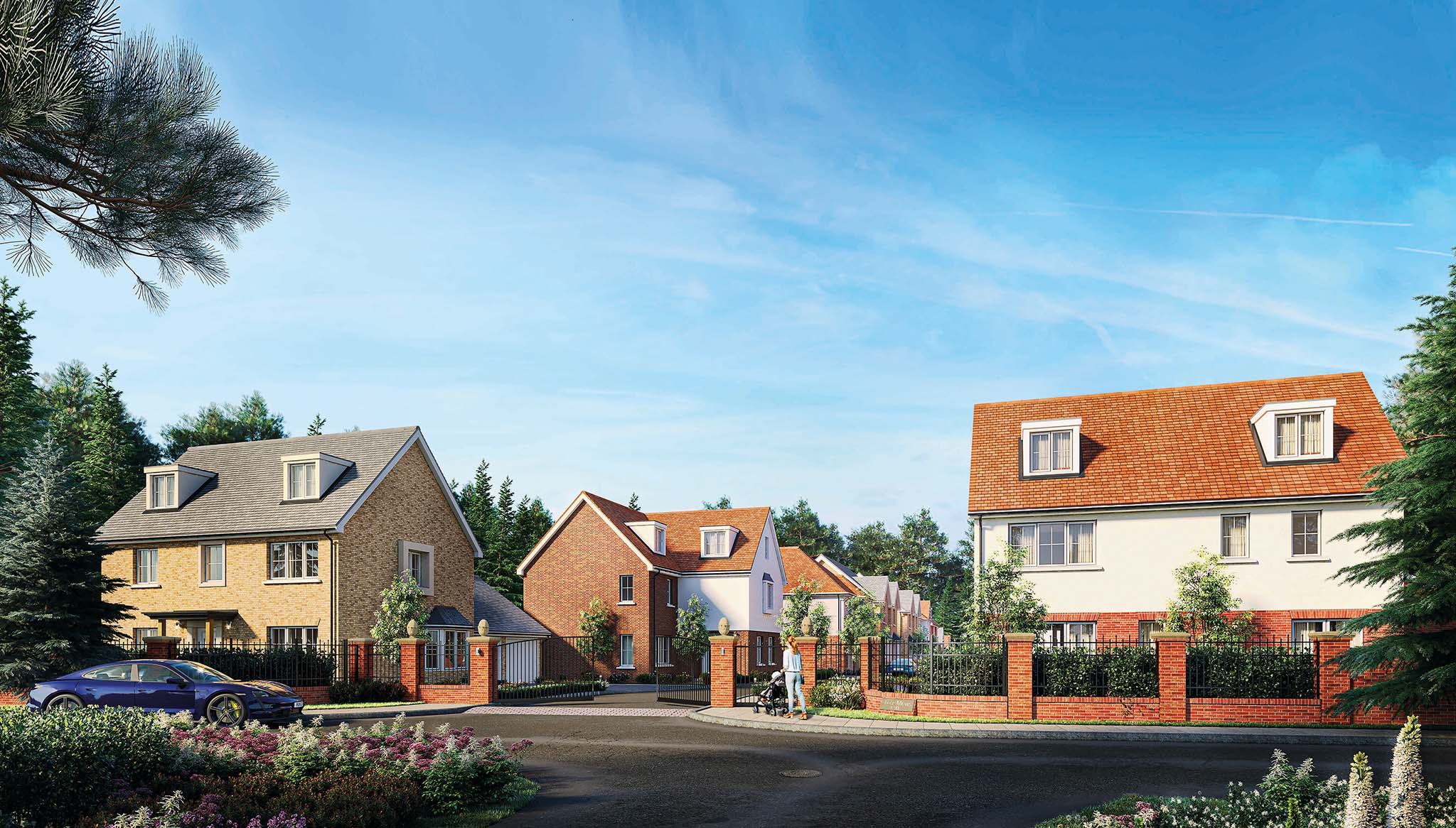 Chase Mews - Luxury Property Developers in Essex